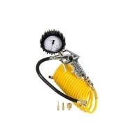 MICHELIN Kit 5 accessoires pneumatiquesTuyau 5m + Poignée De Gonflage + Kit Embouts