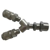 MICHELIN Kit Double Sortie En Y Raccords Rapides pour compresseur
