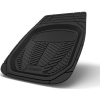 MICHELIN Tapis auto caoutchouc bac 3D 2 pieces Noir