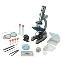 Microscope avec Illuminator et Projecteur - 100x900xZoom