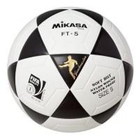 MIKASA Ballon de Football - Blanc et noir