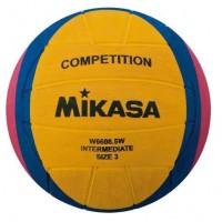 MIKASA Ballon de waterpolo W6608,5W - Taille 3