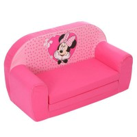 MINNIE Canapé Mousse Sofa - Disney Baby