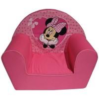 MINNIE Fauteuil Minnie Coeur Rose - Disney Baby