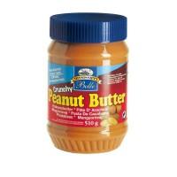 MISSISSIPI BELLE Beurre de Cacahuetes Crunchy - 510 g