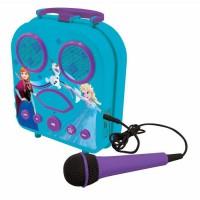 Mon karaoké secret portable Disney La Reine des neiges