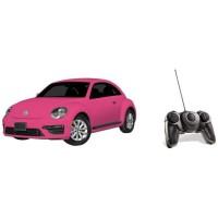 MONDO - Volkswagen - New Beetle - voiture radiocommandée - fille - échelle 1/14eme - Fille - Mixte - A partir de 3 ans