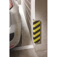 MOTTEZ Mousse de protection d'angle XXL - A099S120 - Longueur 120cm - Jaune et noir