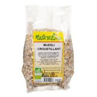 MOULIN DES MOINES Muesli croustillant bio - 500 g