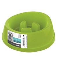 MPETS Gamelle en plastique simple MELAMINE BOWL - Pour chien - 1400ml - Coloris divers