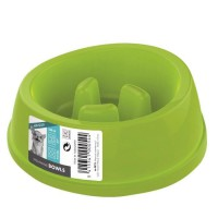 MPETS Gamelle en plastique simple MELAMINE BOWL - Pour chien - 250ml - Coloris divers