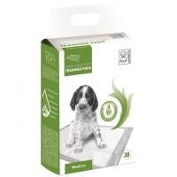 M-PETS Tapis d'apprentissage Green Grass - 30 pieces - 90x60cm - Pour chiot