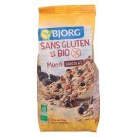 Muesli au chocolat - Sans gluten - 375g