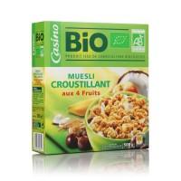 Muesli Croustillant aux Fruits et Graines - 500 g