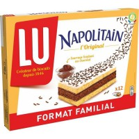 Napolitain Classic Individuel Format Familial 360g