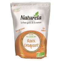 Naturela -750g- Sucre Brut de Canne Roux Croquant Bio