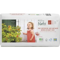 NATY Couches écologiques T4+ x 42