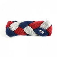 NEFF Bandeau QA038_F13206 - Bleu marine/Rouge - Femme