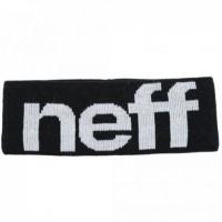 Neff Bandeau QD_F12148 Big Hit - Noir/Blanc - Femme
