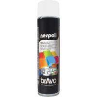 NESPOLI Aérosol de peinture - Blanc neige mat - 600 ml