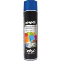 NESPOLI Aérosol de peinture - Bleu radieux - 600 ml