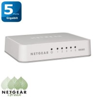 NETGEAR switch 5 ports Gigabit GS205