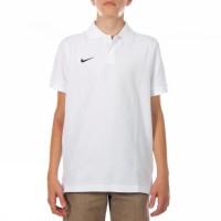NIKE Polo Core enfant - Blanc