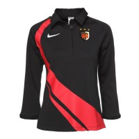 NIKE Polo Toulouse Supporters Jersey Femme - Gris