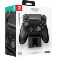 Nintendo Switch Chargeur pour 2 Joy-Con et 1 manette Pro - Noir