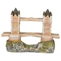 NOBBY Aqua déco Tower Bridge - 240x105x170mm - Pour aquarium