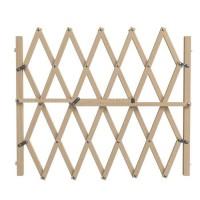 NORDLINGER PRO Barriere Pressfix extensible en bois - Pour chien
