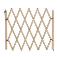 NORDLINGER PRO Barriere Stopfix extensible en bois - Pour chien