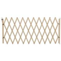 NORDLINGER PRO Barriere Stopmax extensible en bois - Pour chien