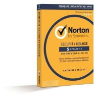 NORTON SECURITY 2018 DELUXE 5 Apps