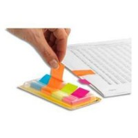 Notes Post-it 670-5 Marque-page - Assortis