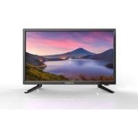 OCEANIC TV LED Camping Car Full HD 55 cm (21,5'') - 12V-220V - TNT, HDMI, USB