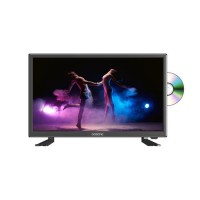 OCEANIC TV LED Camping Car Full HD 55 cm (21,5'') - Combo Dvd - 12V-220V - TNT, HDMI, USB
