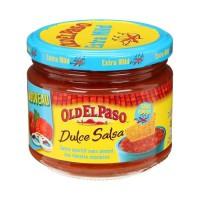 OLD EL PASO Sauce apéritif Salsa Dip - Oignons et poivrons - 320 g