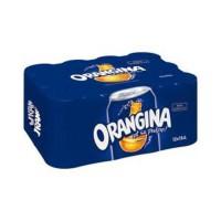 Orangina jaune canettes 12x15cl