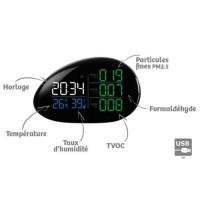 ORIUM Mesureur analyseur qualité de l'air Complet Galet - Référence 23623