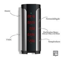 ORIUM Mesureur analyseur qualité de l'air Complet Tower - Référence 23624