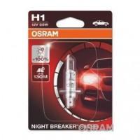 OSRAM Lampe de phare NIGHT BREAKER SILVER H1