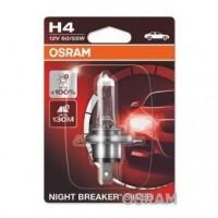 OSRAM Lampe de phare NIGHT BREAKER SILVER H4