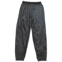 Pantalon de Pluie en Nylon Noir