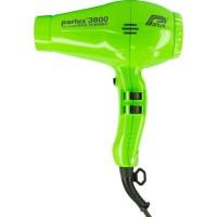 PARLUX Seche-cheveux - 3800 Ionic Eco Friendly - Débit d'air 75 m3/h - 2100 W - Vert