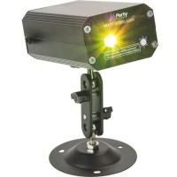 PARTY GOBOLASER Mini effet laser firefly rouge et vert