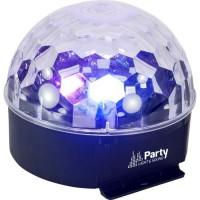 PARTY LIGHT & SOUND PARTY-ASTRO6 Effet de lumiere Astro a LED 6 couleurs