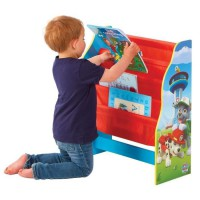 PAT PATROUILLE Bibliotheque a Pochettes Pour Enfants