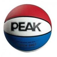 PEAK Ballon de basketball Tricolore - Taille 7
