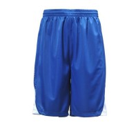 PEAK Short de Basket TP - Homme - Bleu